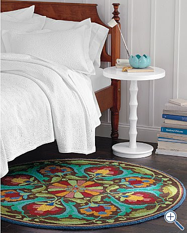 Round-rugs