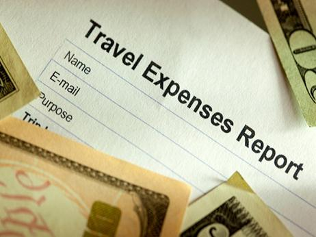 Travel-expenses